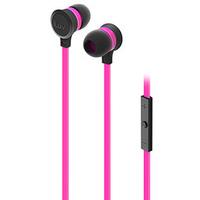 志達電子 iEP335-BPK iLuv 耳道式耳機 For iPhone/iPod/iPad (支援線控及音量調整)