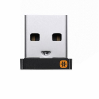 羅技 LOGITECH 910-005932 UNIFYING USB 接收器-NEW 迷你型USB無線接受器