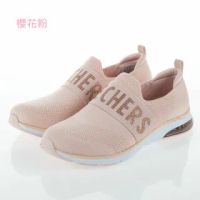 SKECHERS閃耀晶鑽專利氣墊鞋-日本限定