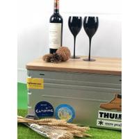 SnowPeak UG055 收納置物箱 專用木板/桌板 露營/野餐 台灣製造 八刀草 NO.22