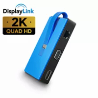 USB 3.0 to HDMI-compatible audio&video converter USB 3.0 to VGA HD Gigabite network dock station Displaylink chip win10/8/mac os