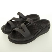 【SKECHERS】女 休閒系列涼拖鞋 FOAMIES ARCH FIT ASCEND(111232BBK)