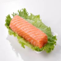【華得水產】挪威鮭魚生魚片1件(600g/整條/未切/生食級)
