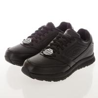 【SKECHERS】女工作鞋系列 NAMPA 寬楦款(77235WBLK)