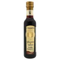 【Casanova】卡薩諾瓦巴薩米克陳年紅葡萄醋-松露風味3年250ml(台灣總代理原瓶原裝進口)