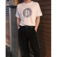 【1893select】HEISEL 美國設計品牌 Bitcoin款 (白銀/白黑)兩色
