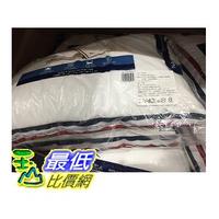 [COSCO代購] C120014 Nautica 緞面滾邊舒適枕 2入 46 x 66 x 5公分