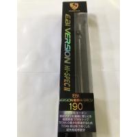 2021下野 蝦竿 日本製 鈦金屬 竿尾 EBI VERSION HI-SPEC 190 一閃二刀流 釣蝦