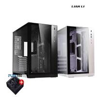 【聯力+550W】ATX系列 電腦機殼 - PC-O11 Dynamic 黑色_速(PC-O11DB/GPU:420MM/CPU:155MM)