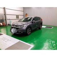 銳訓汽車配件精品 Honda CRV5 SIMTECH 興運科技 A9 360度環景影像行車輔助系統 延用原廠主機