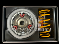 【LFM】DRG 勁戰六代 水冷BWS NMAX FORCE SMAX 勁戰五代 KOSO 競技 輕量化 傳動套件組 普利盤 大彈簧 普利珠 DRG158 雷霆S VJR VJR110 VJR125 MANY