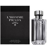 PRADA L'Homme Prada 男性淡香水 100ml【A007122】《BEAULY倍莉》749607