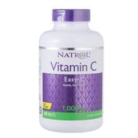 【Natrol】納妥維他命C 1000毫克 緩釋錠(200錠/瓶)