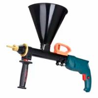Cement Filling Caulking Gun Electric Gap Filler Construction Tool Glue Putty Filling Gun