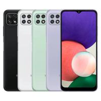 【SAMSUNG 三星】Galaxy A22 5G 4G/64G 6.6吋 三鏡頭大電量手機