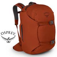 【Osprey 美國】Porter 30 自助旅行背包 行李裝備袋 琥珀橘 (Porter30)