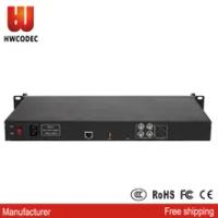 HWCODEC H3404B 4 Saluran CVBS Video Encoder SDK OEM Encoder 1080P H.264 IPTV Encoder Mendukung P2P SRT RTMP RTMPS UDP