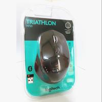 羅技 M720 無線滑鼠 Triathlon 台灣公司貨  Logitech Unifying 接收器 藍芽滑鼠 多工