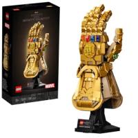 【LEGO 樂高】Marvel超級英雄系列 Infinity Gauntlet 76191 漫威 無限手套(76191)