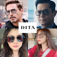 【DITA】復古雙槓飛行款 太陽眼鏡 小勞勃道尼 東尼史塔克 鋼鐵人配戴款(共多款 #DITA7806)