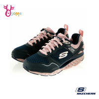 Skechers運動鞋 女鞋 SRR 翹翹板 超軟Q 慢跑鞋 健走鞋 運動鞋 彈力鞋 T8235#粉藍 OSOME奧森鞋業