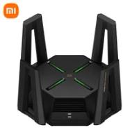 Xiaomi Router AX9000 2.4G/5G/5G-Game Three Channels WiFi 6 Enhanced Version Quad-Core CPU 1GB RAM 4K QAM 12 High-Gain Antennas
