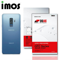 【iMos】Samsung Galaxy S9 Plus(3SAS 背面保護貼)