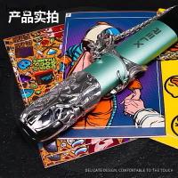 電子y項鏈男適用RELX悅刻12345代鹿刻柚子綠蘿鈦鋼通用版外殼掛繩