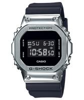 G-SHOCK GM-5600-1金屬冷調腕錶