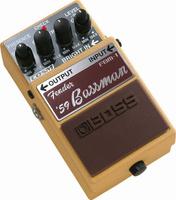 全新 Boss FBM-1 Fender '59 Bassman 音箱模擬 效果器【唐尼樂器】
