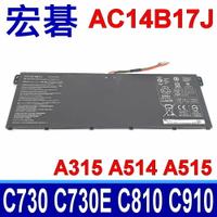 ACER AC14B17J 電池 Aspire ES1-520 ES1-521 ES1-522 ES1-523 ES1-531 ES1-533 ES1-571 ES1-572 ES1-711 ES1-731 ES1-732 Spin 1 SP111-31 SP113-31 SPIN 3 SP315-51 Spin 5 SP513-51