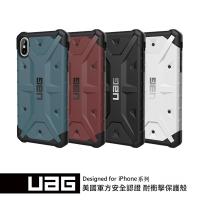 【UAG】iPhone X/XR/Xs Max 實色耐衝擊保護殼 正版公司貨