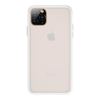 【Benks】iPhone11 Pro Max 6.5吋 防摔膚感手機殼(透白)