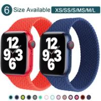 สายซิลิโคนสำหรับ Apple Watch Band 44มม.40มม.38มม.42มม.Solo สายนาฬิกาสร้อยข้อมือ IWatch Series 6 5 4 3 SE 2