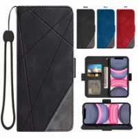 Spliced wallet mobile phone cover For Huawei Mate40 Mate 40 Mate 40 Pro Mate30 Mate 30 Mate 30 Pro Credit card slot wrist