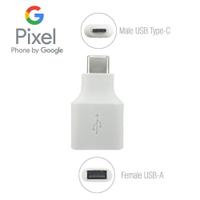 原廠Google Pixel 2/2XL 3原廠配件 OTG轉接頭 Type-C轉USB 小米華為通用 挖煤神器
