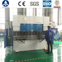 ทองผู้ผลิตWE67K-130T/4000 8 + 1 แกนCNCไฮดรอลิกกดเบรคดัดเครื่องขาย