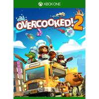 XBOX ONE 遊戲片 OVERCOOKED 2 煮過頭 2 胡鬧廚房2 中英文美版