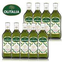 (老爹特惠)【奧利塔olitalia】特級初榨橄欖油1000ml (9瓶團購組A220006x9)