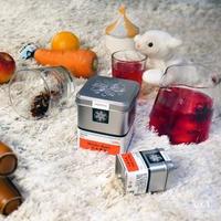 【samova 歐洲時尚茶飲】有機水果茶/無咖啡因/甜菜根成分/Maybe Baby 莓比寶貝(Tea Tin系列)