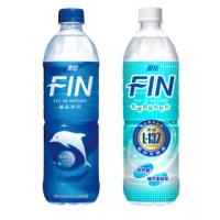 【黑松】黑松FIN補給飲料580ml X1箱+黑松FIN乳酸菌補給飲料580ml X1箱(補水2箱組共48入)