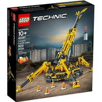 【領券滿額折50】樂高LEGO 42097 科技 Technic 系列 - 小型履帶起重機