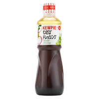 【好市多代購】Kewpie和風醬 1公升 和風 沾醬 沙拉 油醋 好市多 好事多