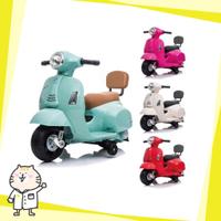 🎀免運🎀 Vespa  偉士牌 ⭐ 迷你電動玩具車 ⭐ 羅馬假期 / 兒童玩具車 / 兒童電動車