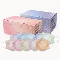 【一心一罩】Pantone潮色口罩2盒組(30入/盒x2│成人醫用口罩)