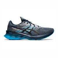 Asics Novablast [1011B149-400] 男鞋 慢跑 運動 休閒 輕量 支撐 緩衝 彈力 亞瑟士 藍