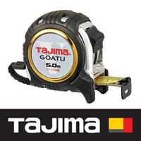 【Tajima 田島】剛厚包膠捲尺 5米x25mm/公分(GAGL2550)
