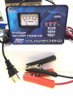 麻新充電器 RS-1206電流表 12V 6A MD1206 電瓶充電器汽車機車電池充電機TC-1206 TC-1208