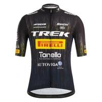 【Santini】Trek Pirelli Team Replica Cycling Jersey 男子MTB車衣(Trek Pirelli男子MTB車衣)