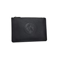 【Lionel】浮雕獅頭荔枝紋手拿包(簡約、經典、男士手拿包)